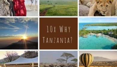 10x Why Tanzania on your bucket list