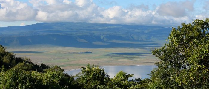 Visit the Ngorongoro with a private safari in Tanzania